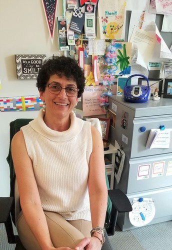 Featured Educator- Nancy Modlish, School Social Worker at Bancroft Elementary