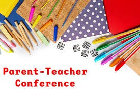 Parent-Teacher Conferences (Nov. 23 and 24)