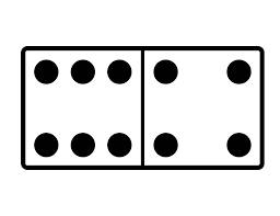 Dominoes, Spinners and Dice.