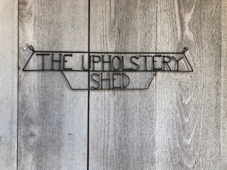 9/3 - The Upholstery Shed, New Milford