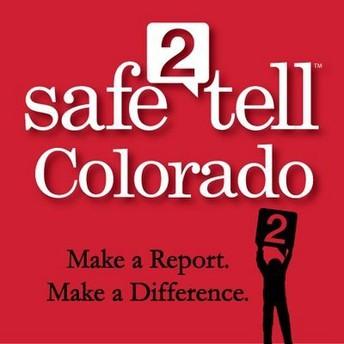 safe 2 tell Colorado
