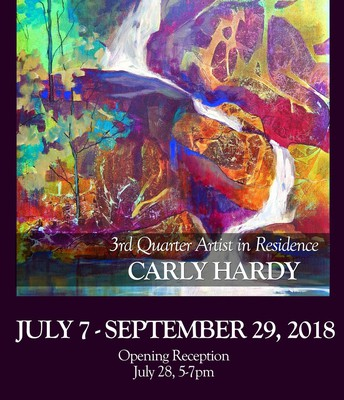 AIR 3rd Qtr – Carly Hardy: Through September 29