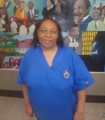 Ms. Willie Ann Coleman at Martin Luther King Jr. Elementary