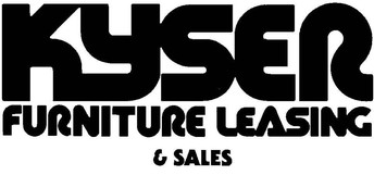 Kyser Furniture Leasing & Sales