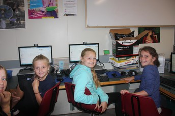 Learning Internet Safety and Digital Citizenship