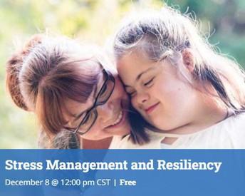 Stress Management for Parents