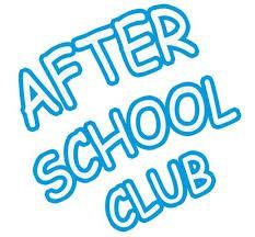 After School Club News
