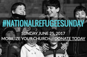 #NationalRefugee Sunday