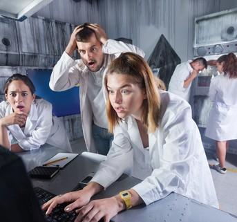 Digital Escape Room: Science Edition
