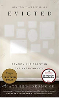 Evicted: Poverty & Profit in the American City by Matthew Desmond