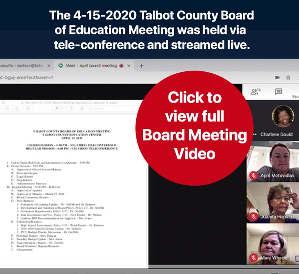 View Full Board Meeting Video
