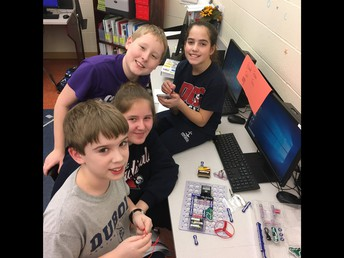 Working together on Circuitry