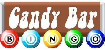 Candy Bar Bingo - Family Fun Night
