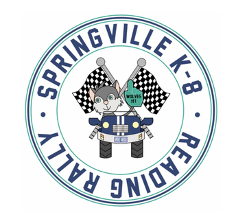Springville Reading Rally: February 22-March 5