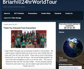 Briarhill 24HR World Tour