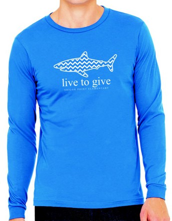 "Get your Shiloh ""Live to Give"" shirt"