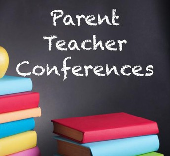 UES Parent/Teacher Conferences are coming up soon!