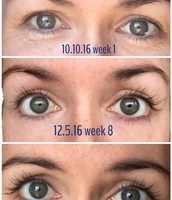 Lash Boost to make your eyes POP!
