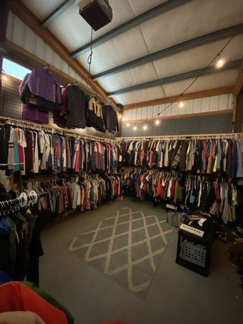 Back-to-School Clothes at Clothing Closet