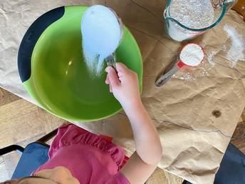 How to Make Playdough/Fun with Playdough