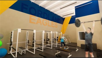 Weight Room Renovation