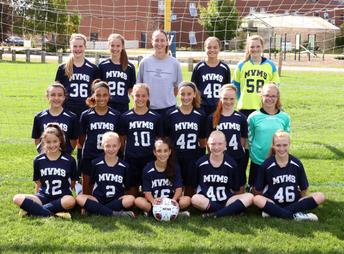 Girls' A Soccer