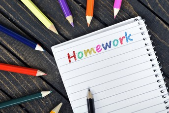 Student Work at Home