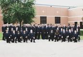 Men's Choir Retreat Success!!