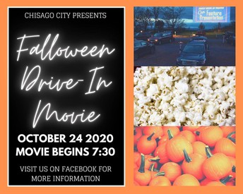Chisago City Falloween Drive-In Movie