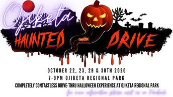 Chisago City Ojiketa Haunted Drive