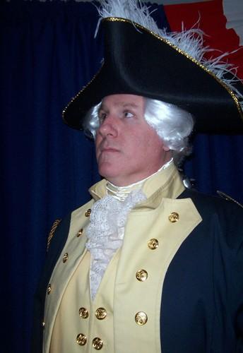 HFK Presents George Washington & Presidents' Day