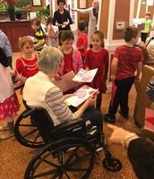 1st Grade Visits Rosewood