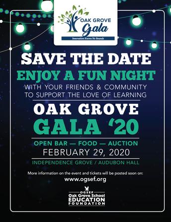 Oak Grove Gala '20
