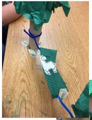 Create a hammock for your Llama!