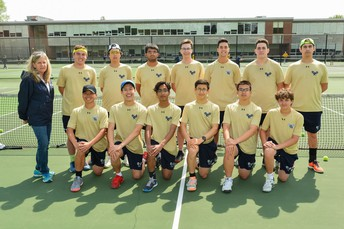 2019 Boys Tennis