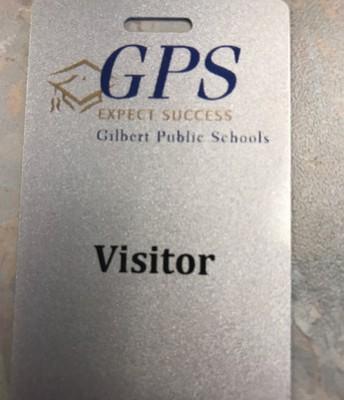 Visitor Procedure Starts Monday!!