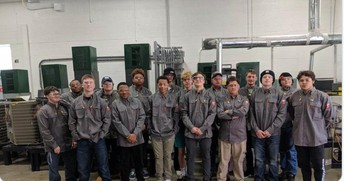 New Look for HVAC Students