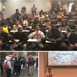 CHS Students Learn Financial Literacy at UPenn