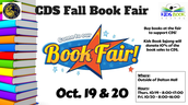 CDS Fall Book Fair
