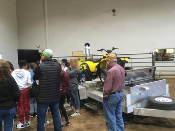 Bayer (Monsanto) and 6th Grade Ag Safety Day