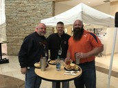 Gators of the Week: Gator Staff Celebrates Thanksgiving with Annual Tailgate