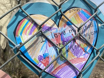 Student's shared what they LOVE about Catholic Schools
