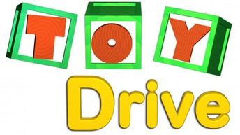Toy Drive donations ends on Fri., Dec. 14th