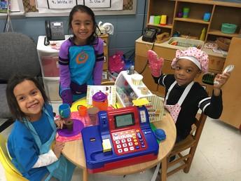 Kindergarten Cafe!