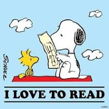 GUEST STUDENTS LOVE TO READ, READ, & READ!