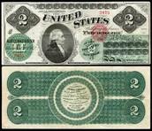 Civil War 1861 (printing currency)