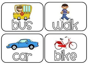 K- 1st Grade Transportation for Face to Face Students