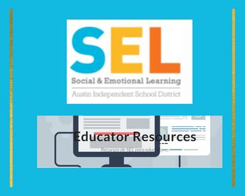 Teacher Resources- Austin ISD SEL Department