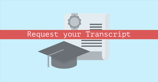 Official BHS Transcripts - Order Now!