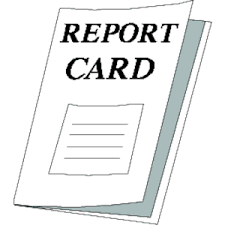 Report Card Going Home
